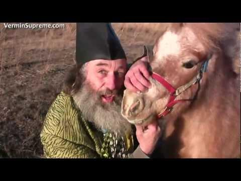 Embedded thumbnail for Vermin Supreme: I Am A Meme | official KamPAIN theme song