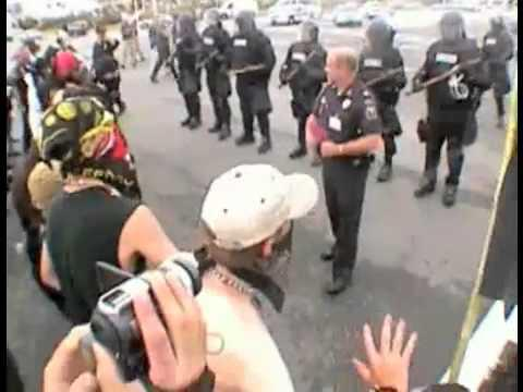 Embedded thumbnail for Tools for a Movement of Leaders: How to Negotiate with the Police